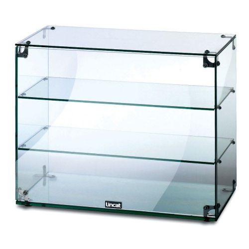 Lincat Seal Glass Display Cabinet with Open Back  GC36